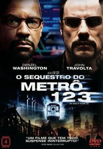 O Sequestro do Metrô 1 2 3 - Poster / Capa / Cartaz - Oficial 2