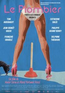 Le Plombier - Poster / Capa / Cartaz - Oficial 1