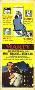 Marty - Poster / Capa / Cartaz - Oficial 4