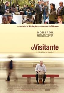 O Visitante - Poster / Capa / Cartaz - Oficial 1