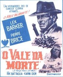 O Vale da Morte - Poster / Capa / Cartaz - Oficial 3