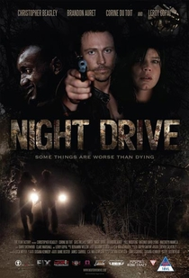 Night Drive - Poster / Capa / Cartaz - Oficial 1