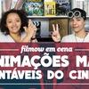 FILMOW EM CENA | Animações mais rentáveis do cinema