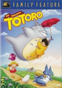 Meu Amigo Totoro - Poster / Capa / Cartaz - Oficial 22