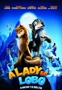 A Lady e o Lobo - O Bicho tá Solto - Poster / Capa / Cartaz - Oficial 10