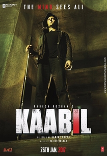 Kaabil - Poster / Capa / Cartaz - Oficial 4