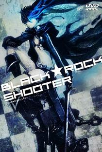 Black Rock Shooter - Poster / Capa / Cartaz - Oficial 5