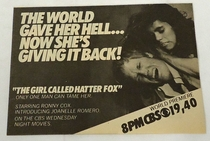 A Garota Chamada Hatter Fox - Poster / Capa / Cartaz - Oficial 1