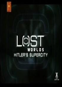 A Supercidade de Hitler - Poster / Capa / Cartaz - Oficial 1