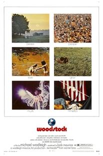 Woodstock - 3 Dias de Paz, Amor e Música - Poster / Capa / Cartaz - Oficial 2