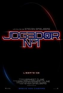 Jogador Nº 1 - Poster / Capa / Cartaz - Oficial 4