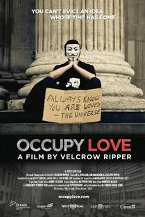 Occupy Love - Poster / Capa / Cartaz - Oficial 1