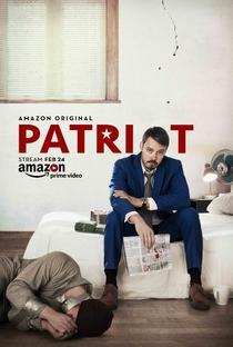 Patriota (1ª Temporada) - Poster / Capa / Cartaz - Oficial 1