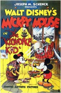 The Klondike Kid - Poster / Capa / Cartaz - Oficial 1