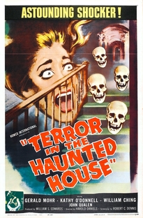 Terror In The Haunted House - Poster / Capa / Cartaz - Oficial 1