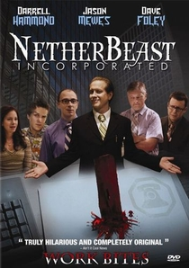 Netherbeast Incorporated - Poster / Capa / Cartaz - Oficial 3