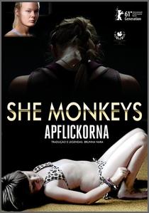 She Monkeys - Poster / Capa / Cartaz - Oficial 2
