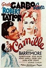 A Dama das Camélias - Poster / Capa / Cartaz - Oficial 2
