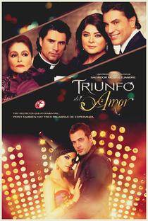 Triunfo del Amor - Poster / Capa / Cartaz - Oficial 1