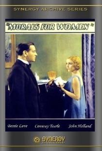 Morals for Women - Poster / Capa / Cartaz - Oficial 1