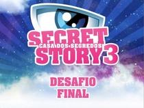 Secret Story- Desafio Final - Poster / Capa / Cartaz - Oficial 1