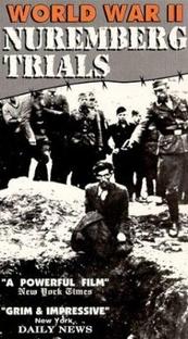 Julgamento em Nuremberg - Poster / Capa / Cartaz - Oficial 1