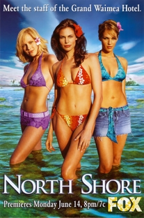 North Shore (1ª Temporada) - Poster / Capa / Cartaz - Oficial 1
