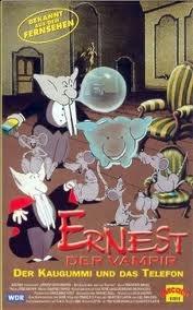 Ernest, O Vampiro - Poster / Capa / Cartaz - Oficial 2