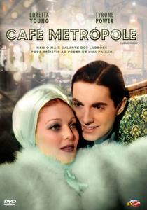 Café Metropole - Poster / Capa / Cartaz - Oficial 3