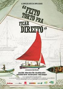 Feito Torto Pra Ficar Direito - Poster / Capa / Cartaz - Oficial 1