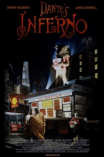 Inferno de Dante - Poster / Capa / Cartaz - Oficial 1