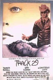 Track 29 - Passatempo Mortal - Poster / Capa / Cartaz - Oficial 1