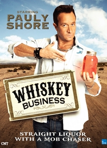 Whiskey Business  - Poster / Capa / Cartaz - Oficial 1