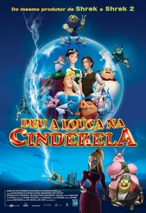 Deu a Louca na Cinderela - Poster / Capa / Cartaz - Oficial 3