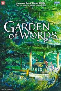 O Jardim das Palavras - Poster / Capa / Cartaz - Oficial 2