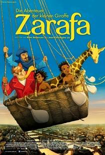 Zarafa - Poster / Capa / Cartaz - Oficial 3