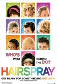 Hairspray - Em Busca da Fama - Poster / Capa / Cartaz - Oficial 4