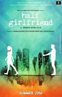 Half Girlfriend - Poster / Capa / Cartaz - Oficial 1