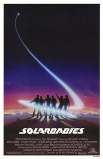Solarbabies - Poster / Capa / Cartaz - Oficial 1