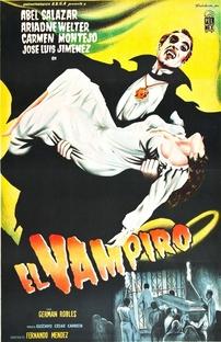 El Vampiro - Poster / Capa / Cartaz - Oficial 3