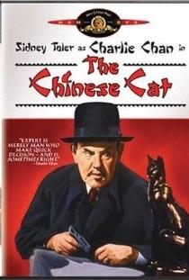 Charlie Chan em 'O Gato Chinês' - Poster / Capa / Cartaz - Oficial 1