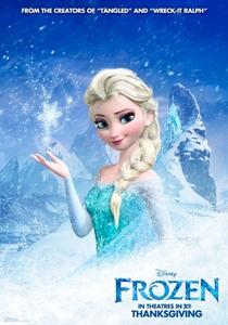 Frozen - Uma Aventura Congelante - Poster / Capa / Cartaz - Oficial 10