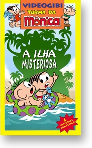 Turma Da Mônica - A Ilha Misteriosa - Poster / Capa / Cartaz - Oficial 2