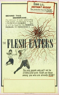 The Flesh Eaters - Poster / Capa / Cartaz - Oficial 1