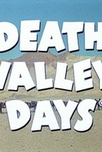 Death Valley Days (13ª Temporada) - Poster / Capa / Cartaz - Oficial 1