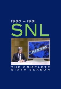 Saturday Night Live (6ª Temporada) - Poster / Capa / Cartaz - Oficial 1
