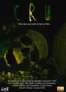 Cru - Poster / Capa / Cartaz - Oficial 1