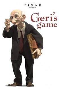 O Jogo de Geri - Poster / Capa / Cartaz - Oficial 1