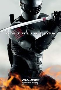 G.I. Joe: Retaliação - Poster / Capa / Cartaz - Oficial 2