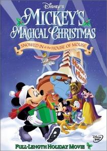 O Natal Mágico do Mickey - Nevou na Casa do Mickey - Poster / Capa / Cartaz - Oficial 1